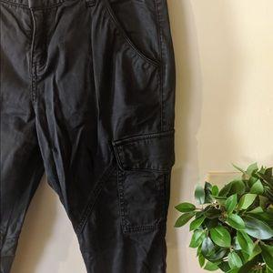 Talula Dark Grey Cargo Pants (skinny fit)